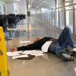 DO I HAVE A CLAIM IF I WAS AT FAULT IN A SLIP AND FALL ACCIDENT?
