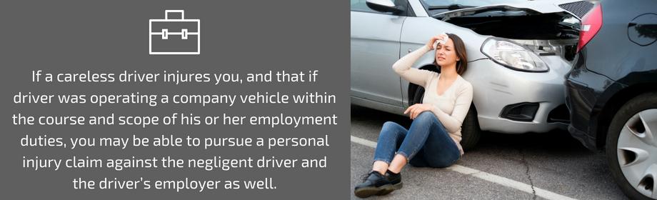 Company Cars Accidents